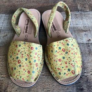 Jeffrey Campbell slip on sandals
